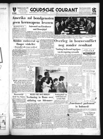 Goudsche Courant 1960-03-21