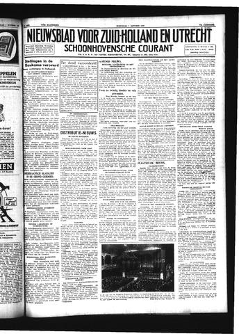 Schoonhovensche Courant 1942-10-07