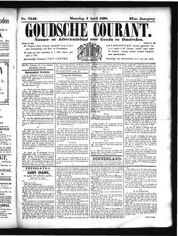 Goudsche Courant 1898-04-04