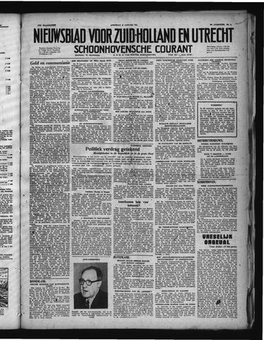 Schoonhovensche Courant 1948-01-21