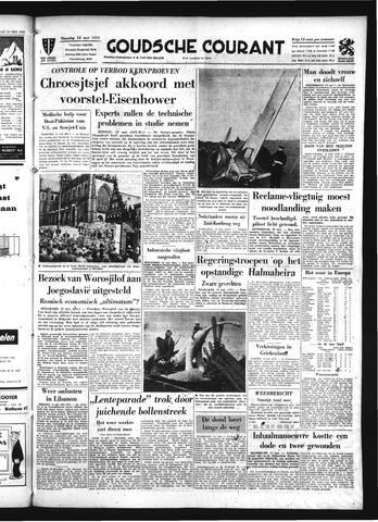 Goudsche Courant 1958-05-12