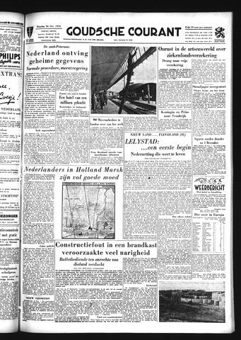Goudsche Courant 1954-10-26