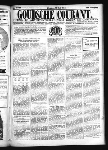 Goudsche Courant 1934-05-15
