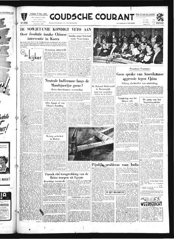 Goudsche Courant 1950-11-17