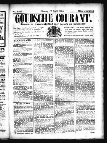 Goudsche Courant 1894-04-17