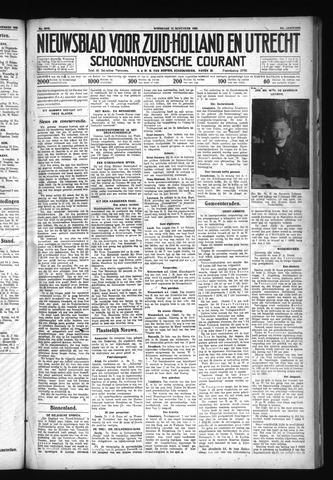 Schoonhovensche Courant 1930-11-12