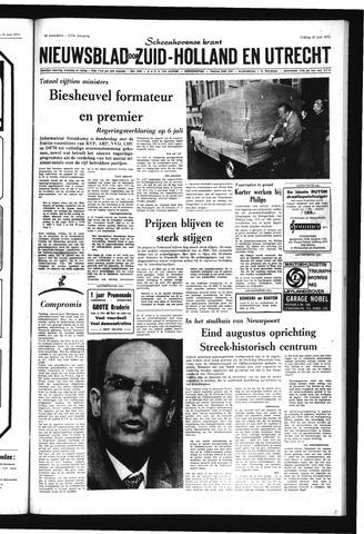 Schoonhovensche Courant 1971-06-18