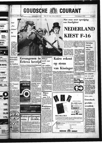 Goudsche Courant 1975-02-15