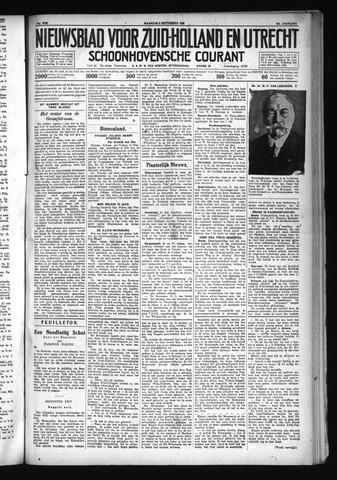 Schoonhovensche Courant 1930-09-08