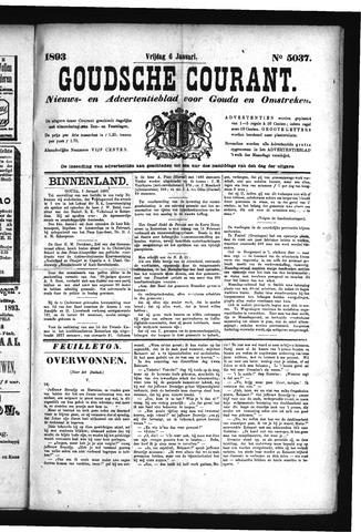 Goudsche Courant 1893-01-06