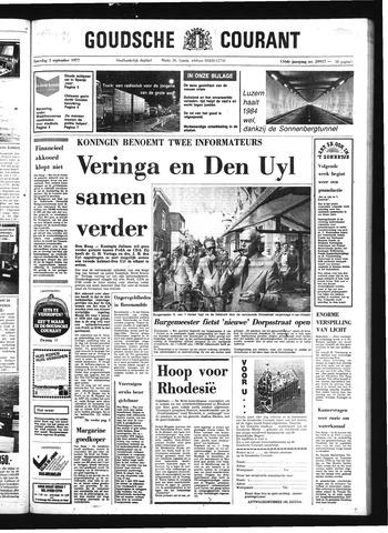 Goudsche Courant 1977-09-03