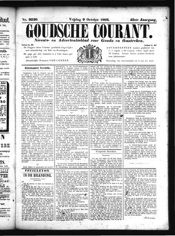 Goudsche Courant 1903-10-09