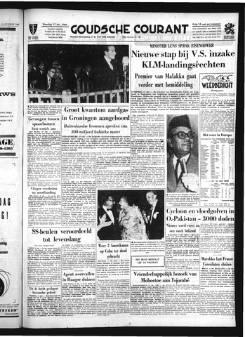 Goudsche Courant 1960-10-17