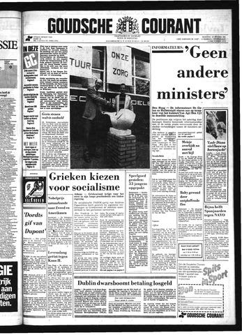 Goudsche Courant 1981-10-19