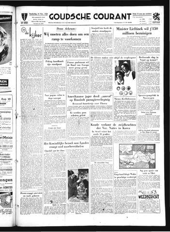 Goudsche Courant 1950-11-16