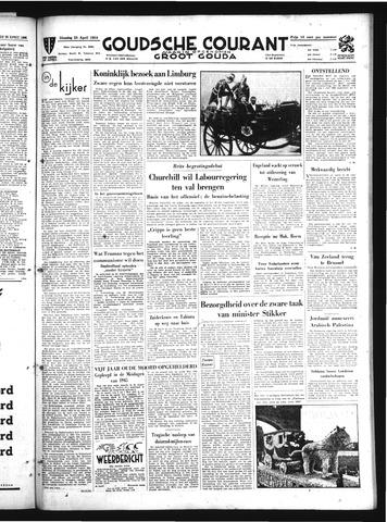 Goudsche Courant 1950-04-25