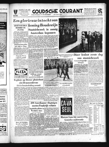 Goudsche Courant 1959-07-09
