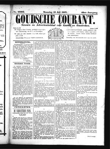 Goudsche Courant 1907-07-15