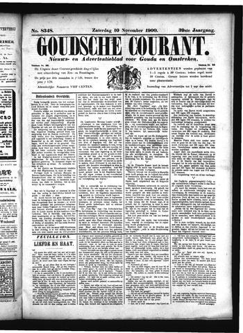 Goudsche Courant 1900-11-10