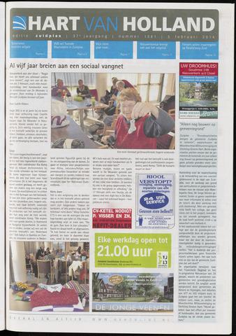 Hart van Holland - Editie Zuidplas 2014-02-05