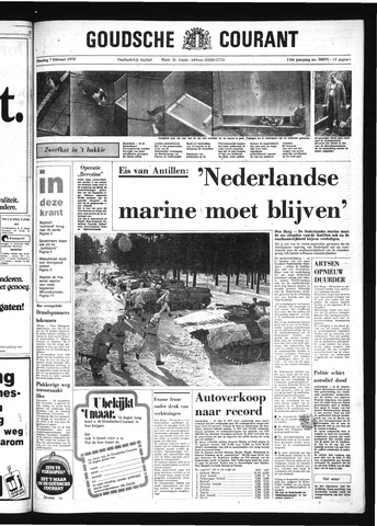 Goudsche Courant 1978-02-07