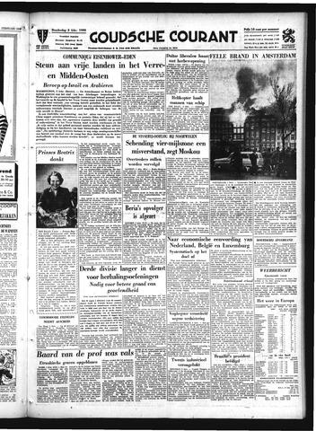 Goudsche Courant 1956-02-02