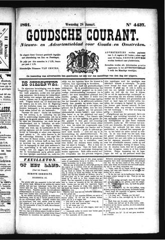 Goudsche Courant 1891-01-28