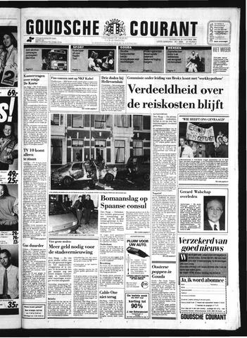 Goudsche Courant 1989-10-25