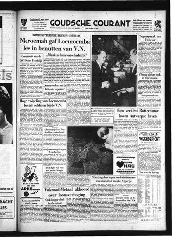 Goudsche Courant 1960-09-29