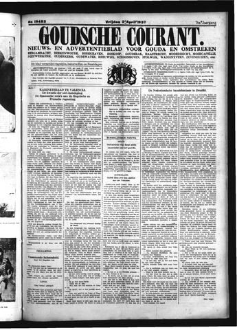 Goudsche Courant 1937-04-02