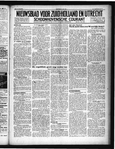Schoonhovensche Courant 1947-07-09