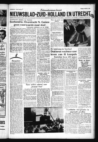 Schoonhovensche Courant 1962-02-09