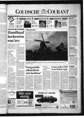 Goudsche Courant 1995-05-15