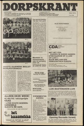 Dorpskrant 1984-06-13