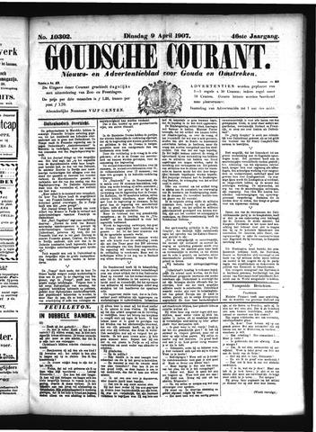 Goudsche Courant 1907-04-09