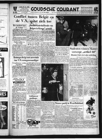 Goudsche Courant 1960-10-28