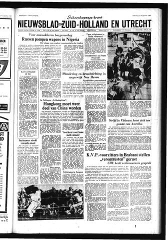 Schoonhovensche Courant 1967-08-21