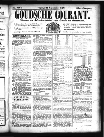 Goudsche Courant 1897-09-24