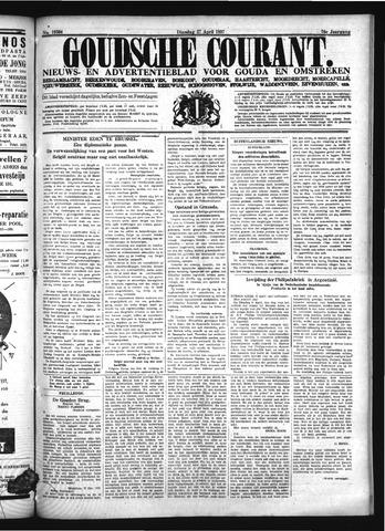 Goudsche Courant 1937-04-27