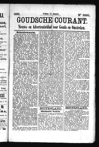 Goudsche Courant 1881-01-21