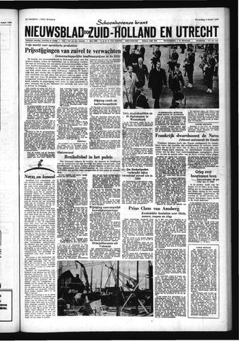 Schoonhovensche Courant 1966-03-09