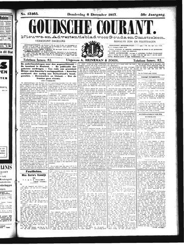 Goudsche Courant 1917-12-06