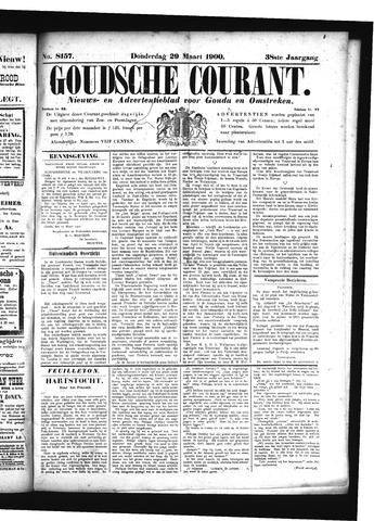 Goudsche Courant 1900-03-29