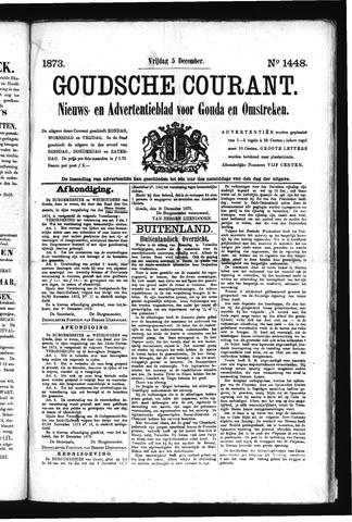 Goudsche Courant 1873-12-05