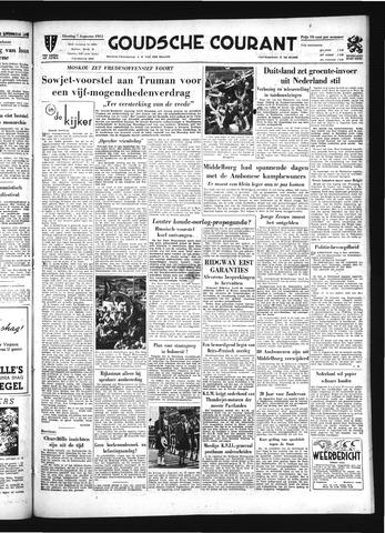 Goudsche Courant 1951-08-07