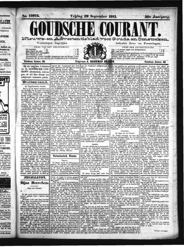 Goudsche Courant 1911-09-29