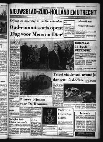 Schoonhovensche Courant 1976-07-28
