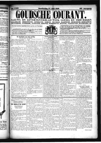 Goudsche Courant 1929-06-27