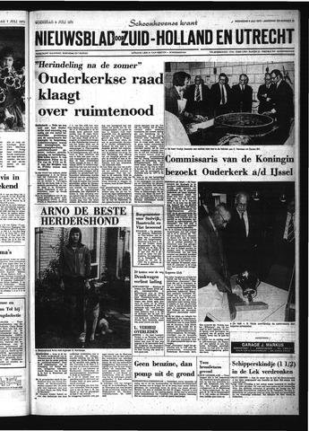 Schoonhovensche Courant 1975-07-09