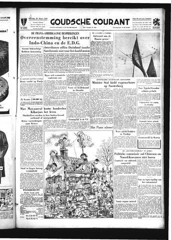 Goudsche Courant 1953-03-28